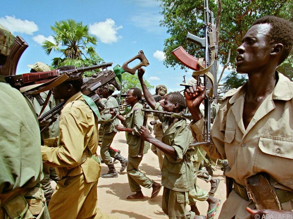 Im Südsudan herrscht seit vier Jahren Bürgerkrieg
