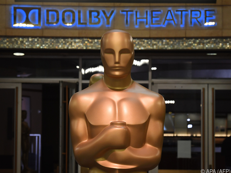 In drei österreichischen Kinos wird die Oscar-Verleihung übertragen