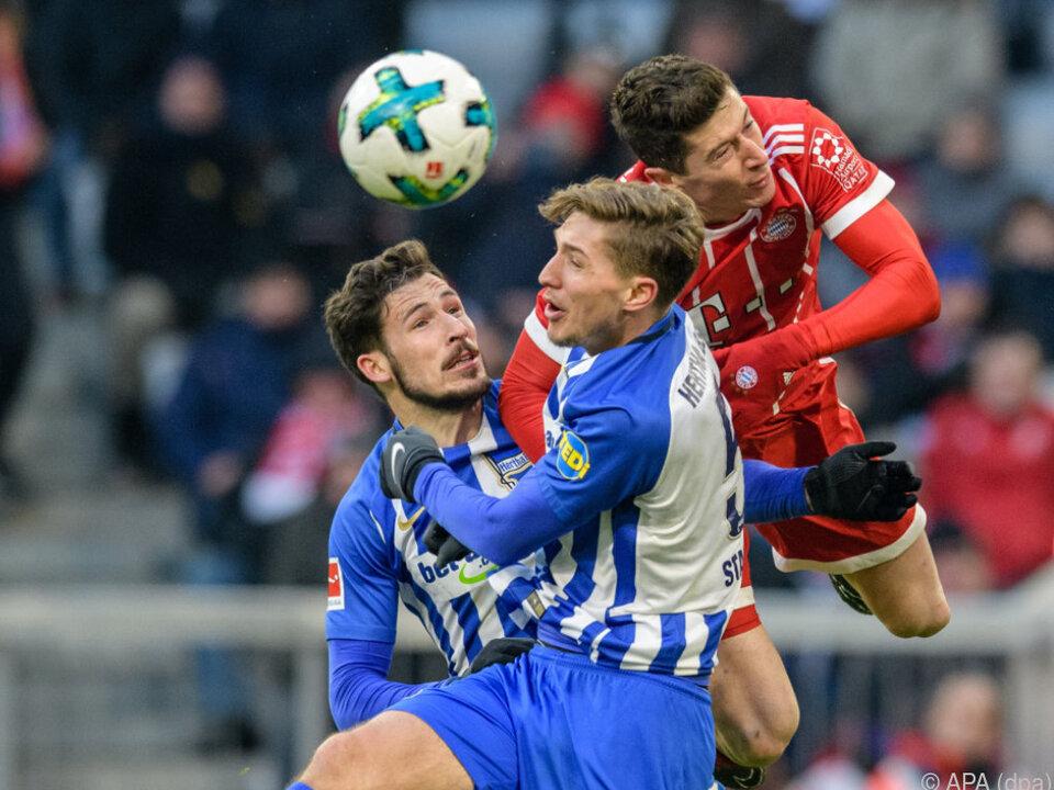 In München fielen keine Tore