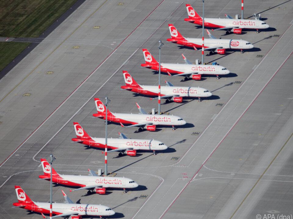 Insolvenzverschleppung bei Air Berlin?