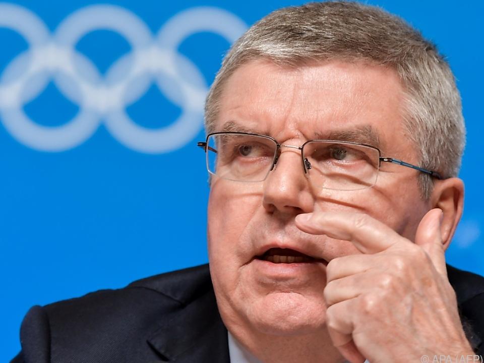 IOC hebt Suspendierung Russlands auf