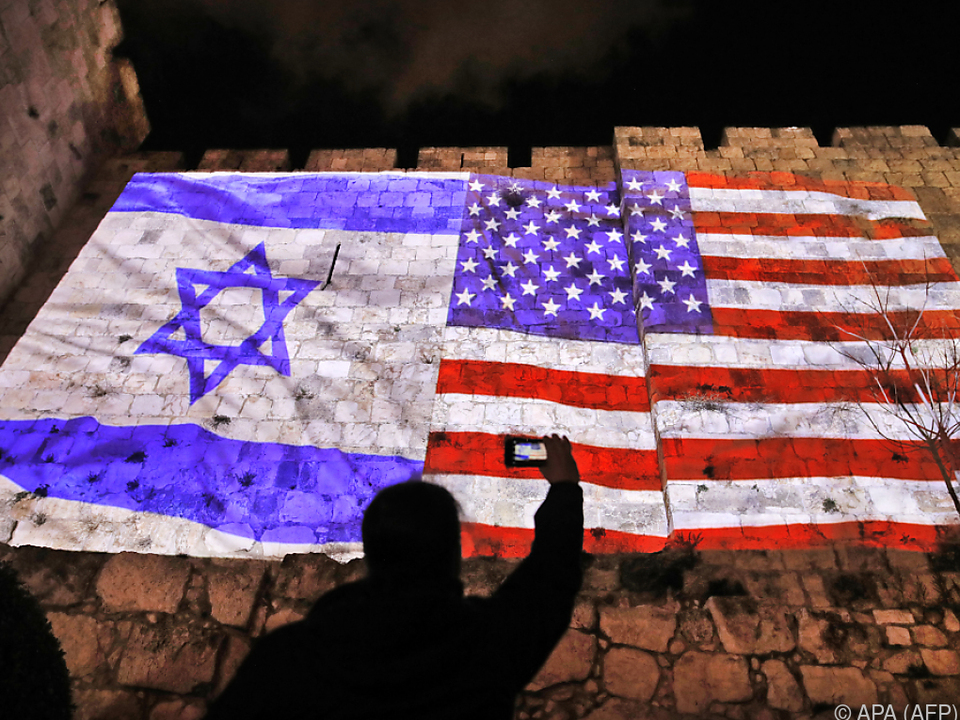 Israel hochzufrieden mit Verlegung von US-Botschaft nach Jerusalem