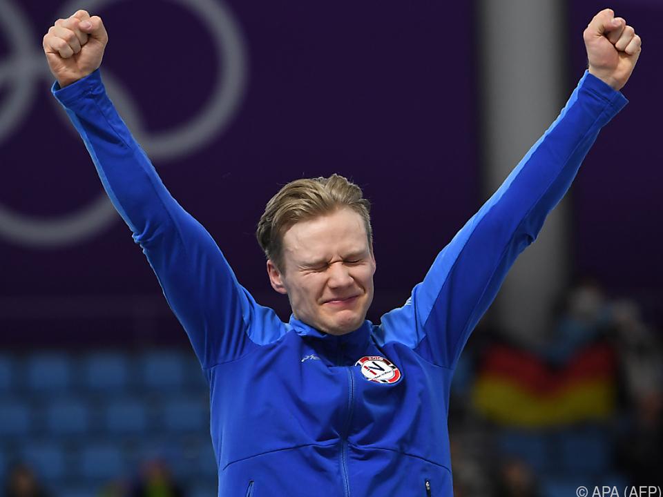 Karriere-Höhepunkt für den Norweger