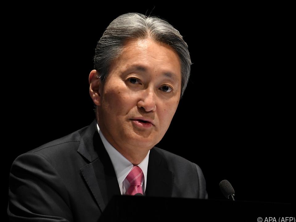 Kazuo Hirai zog Sony aus der Verlustzone