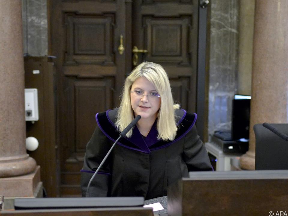 Keine Befangenheit bei Richterin Marion Hohenecker festgestellt