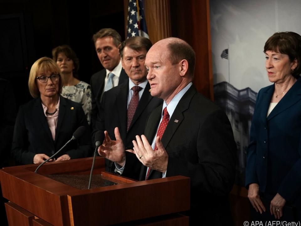 Keine Einigung im US-Senat