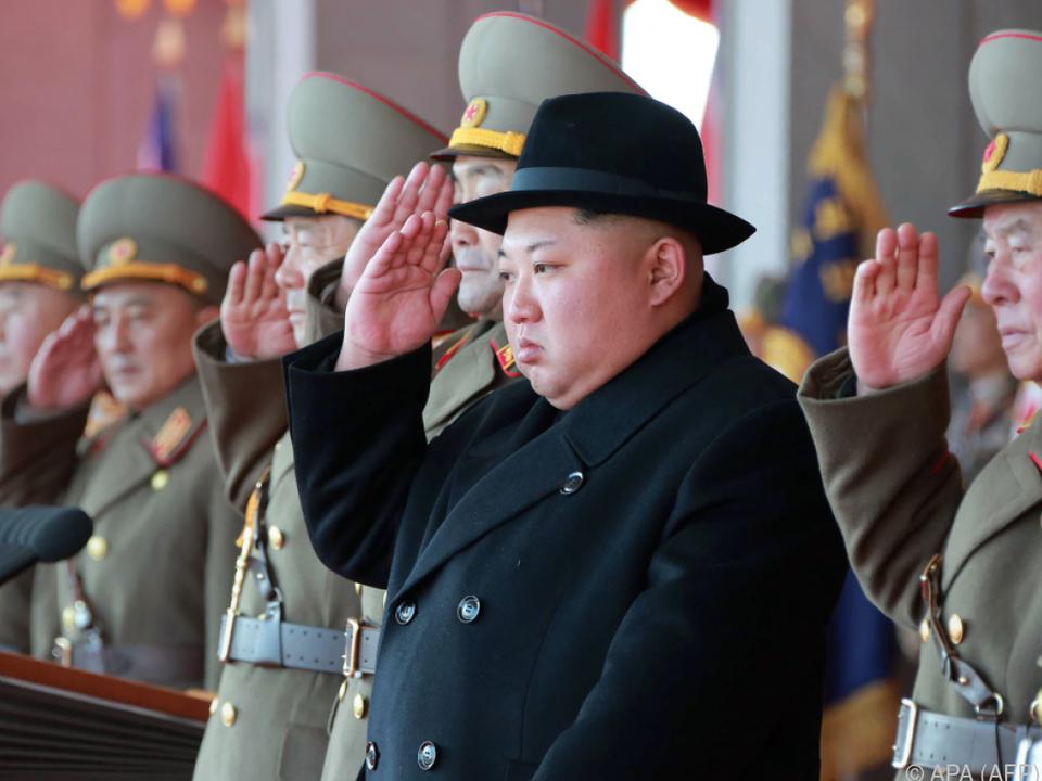 Kim Jong-un auf Kuschelkurs?