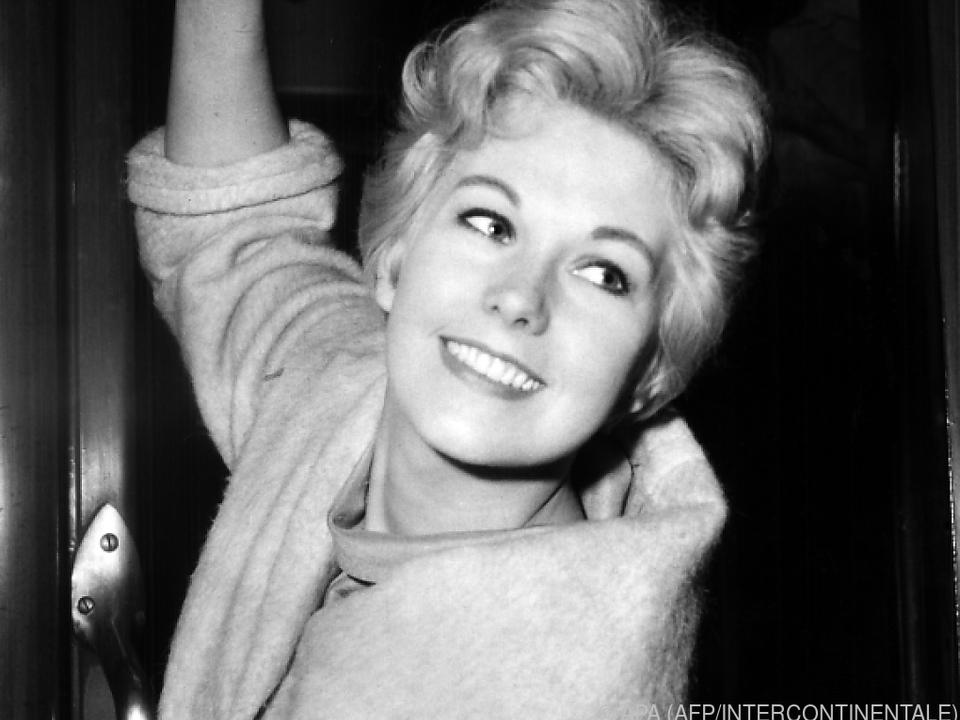 Kim Novak auf einem Foto aus dem Jahr 1956