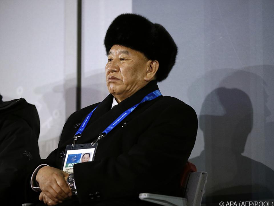 Kim Yong-Chol führte in Südkorea Gespräche