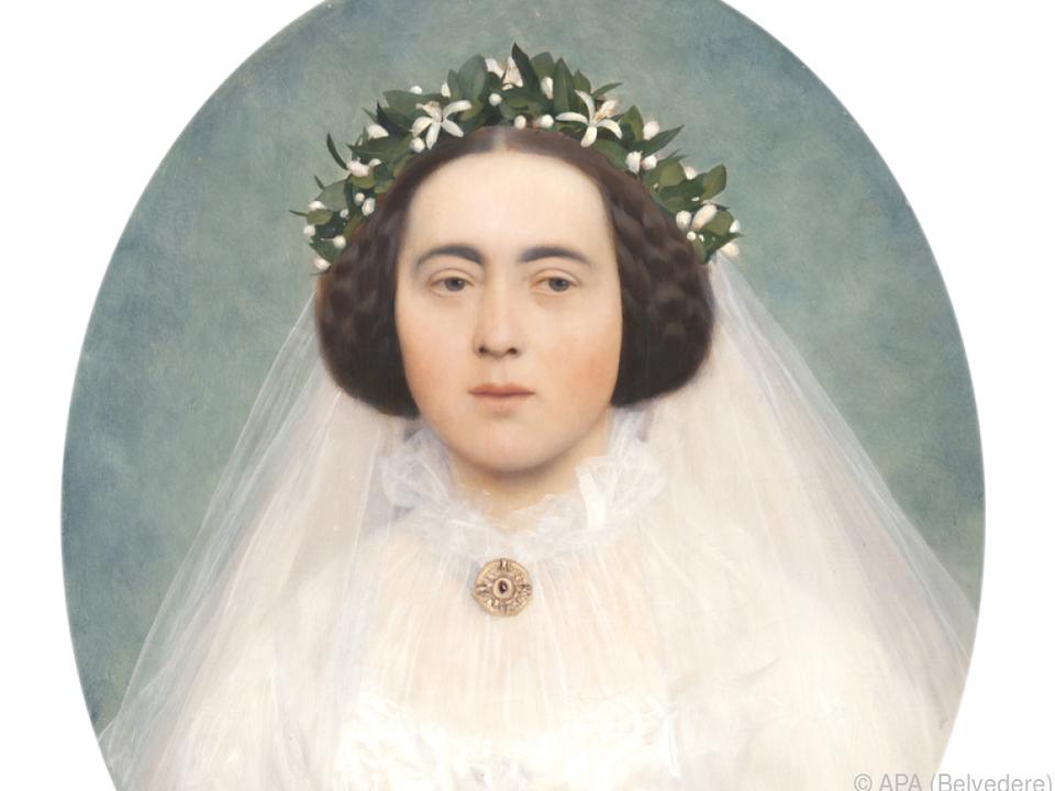Klimt-Gemälde \