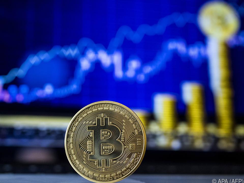 Kryptowährungen gelangen auf die Agenda der Mächtigen