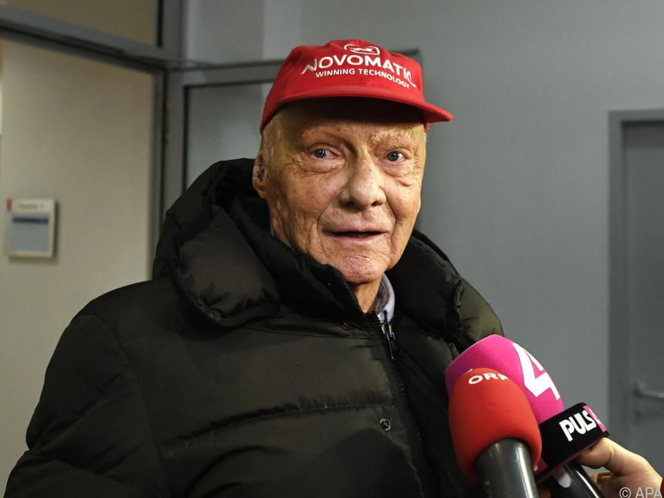 Lauda wird von Gewerkschaft kritisiert