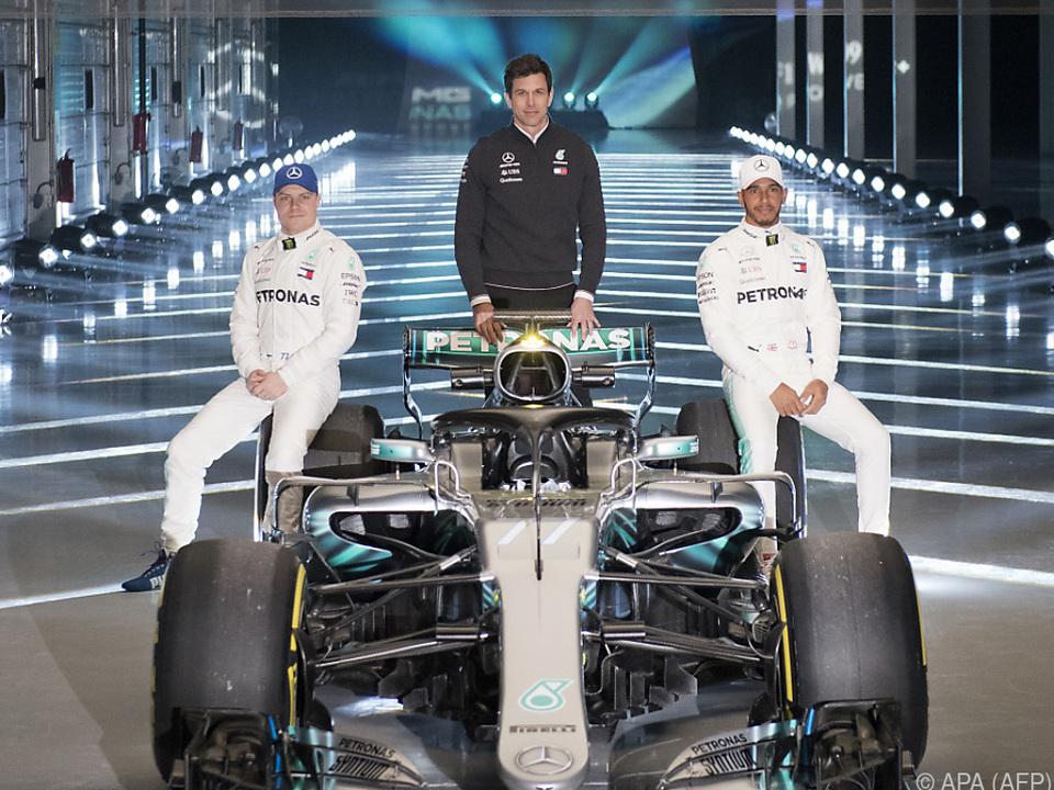 Laut Hamilton ist der Wagen noch besser als der vom Vorjahr
