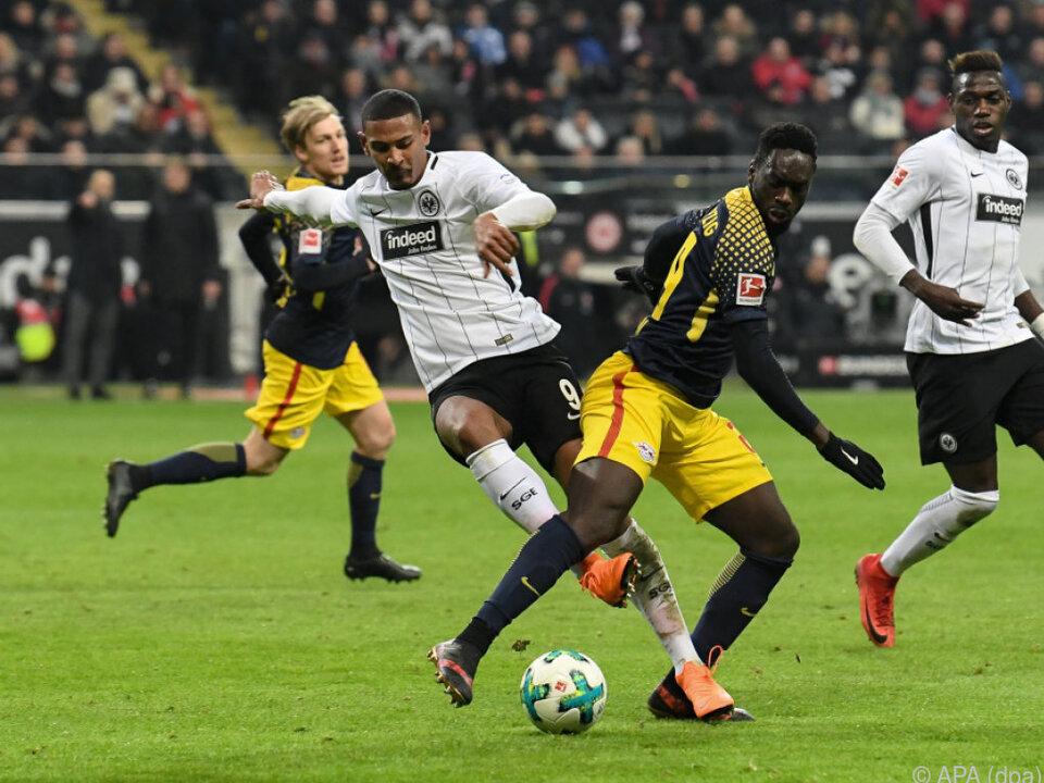 Leipzig fiel aus den Champions-League-Plätzen auf Platz fünf zurück