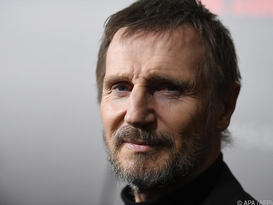 Liam Neeson wurde durch \