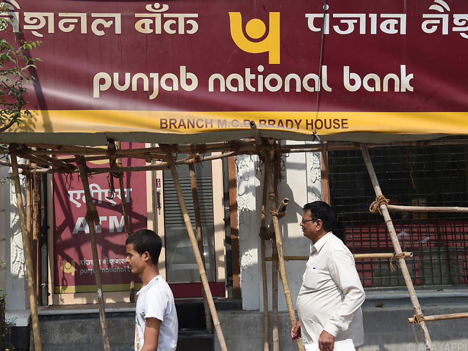 Milliardenbetrug bei der Punjab National Bank entdeckt