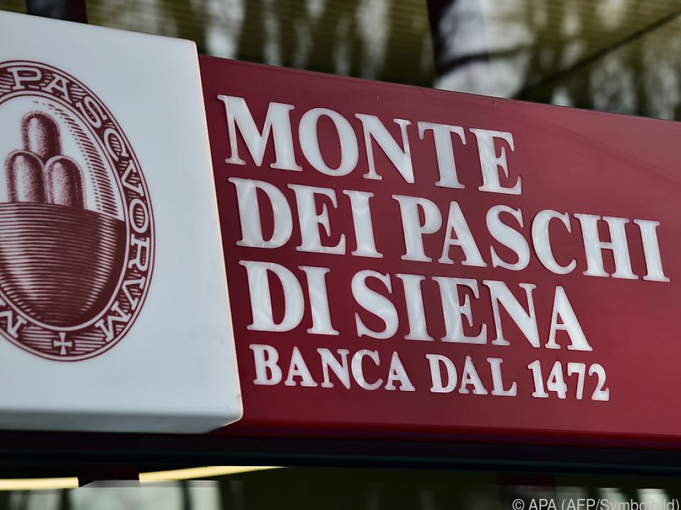 Monte Paschi kommt nicht aus der Krise