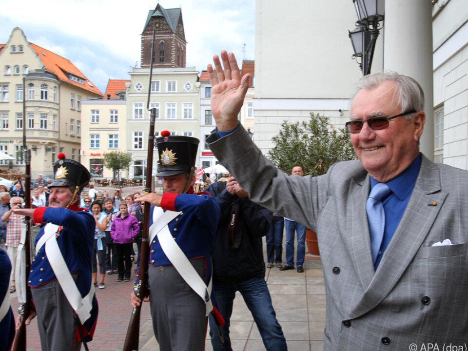 Nach schwerer Krankheit starb Prinz Henrik mit 83 Jahren