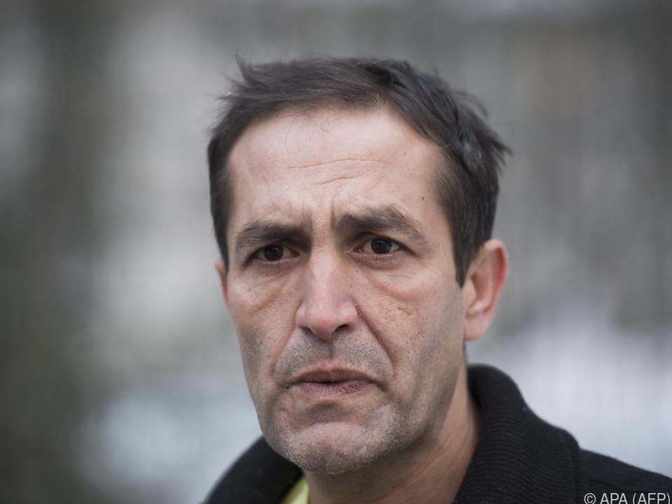 Nazif Mujic lebte in Bosnien und war bereits länger krank