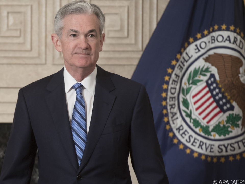 Neo-US-Notenbankchef Jerome Powell
