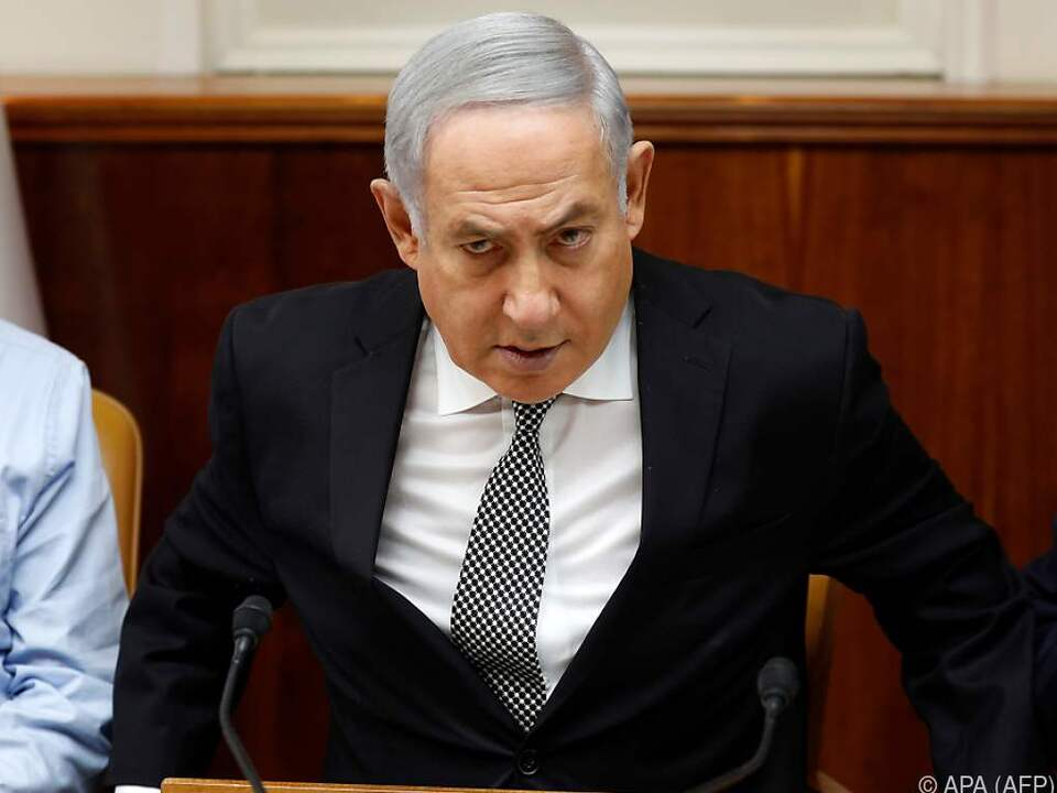 Netanyahu soll am Freitag als Verdächtiger befragt werden