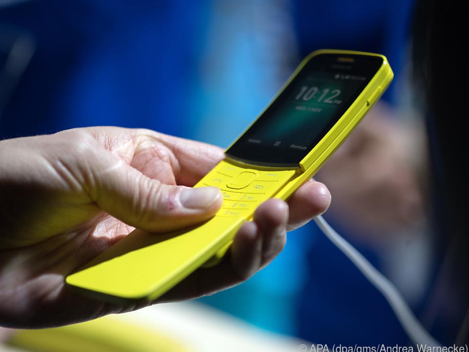 Nokias nächster Retro-Anlauf ist das mit LTE und Android versehene 8110