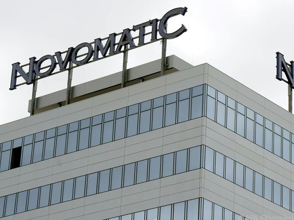 Novomatic-Imperium wird kontinuierlich größer