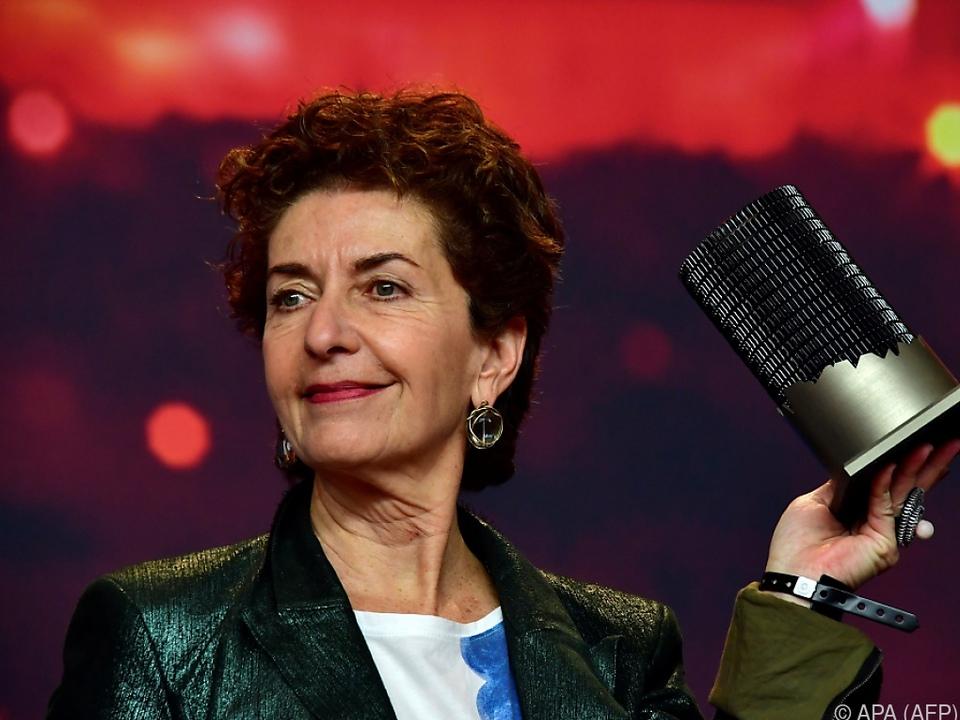 Österreichische Regisseurin Ruth Beckermann