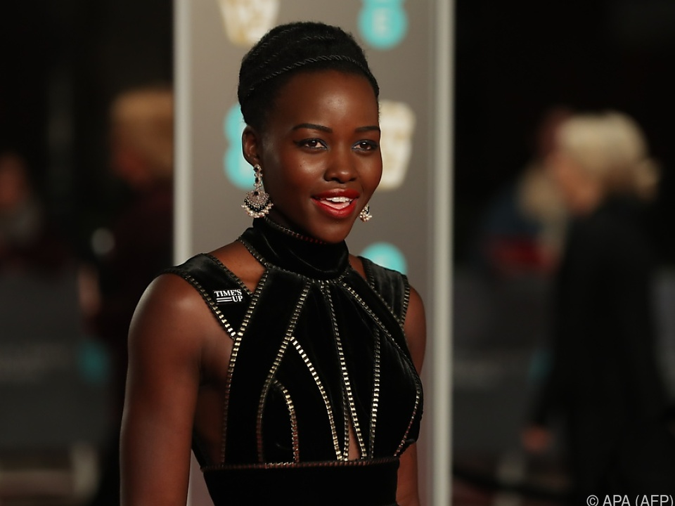 Oscar-Preisträgerin Nyong\'o fungiert auch als Produzentin