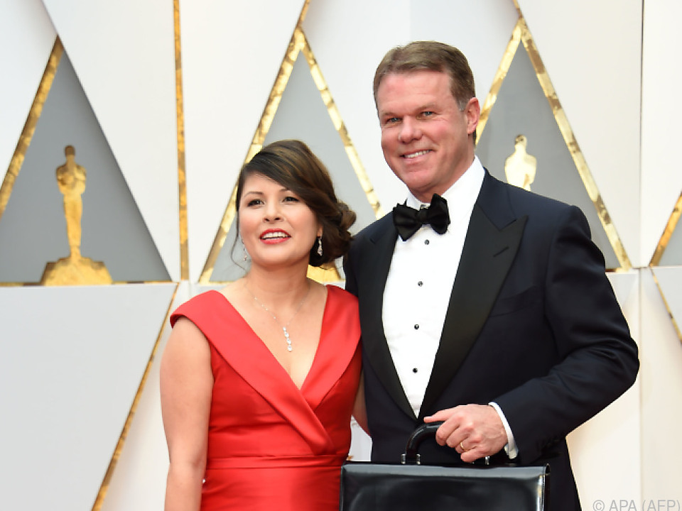 Oscar-Verbot für Brian Cullinan und Martha Ruiz