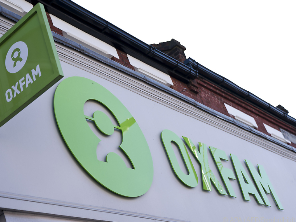 Oxfam veröffentlichte Bericht aus dem Jahr 2011