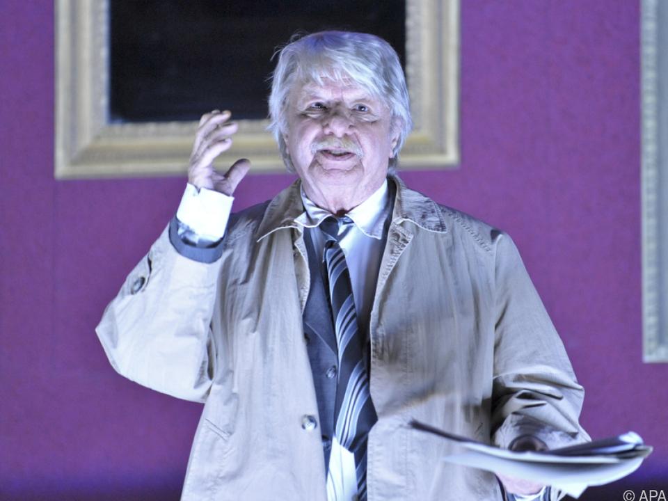 Petters war einer der populärsten Schauspieler des Landes
