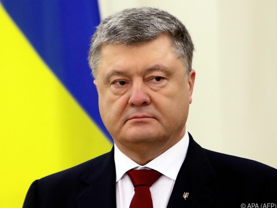 Poroschenko telefonierte nach langer Zeit wieder einmal mit Putin