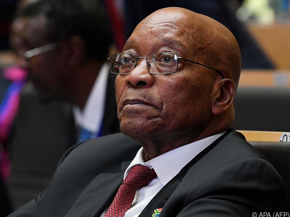 Präsident Zumas Freunde im Visier der Ermittlungen