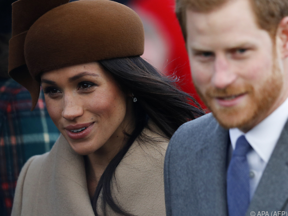 Prinz Harrys Verlobte Meghan Markle im Visier von Rassisten