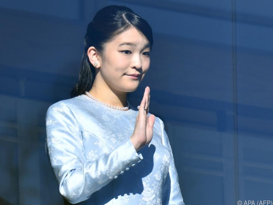Prinzessin Mako wird nicht vor 2020 heiraten