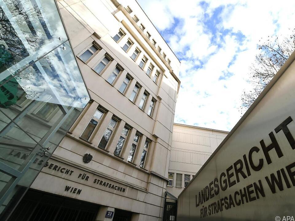 Prozess im Wiener Straflandesgericht beginnt am Mittwoch