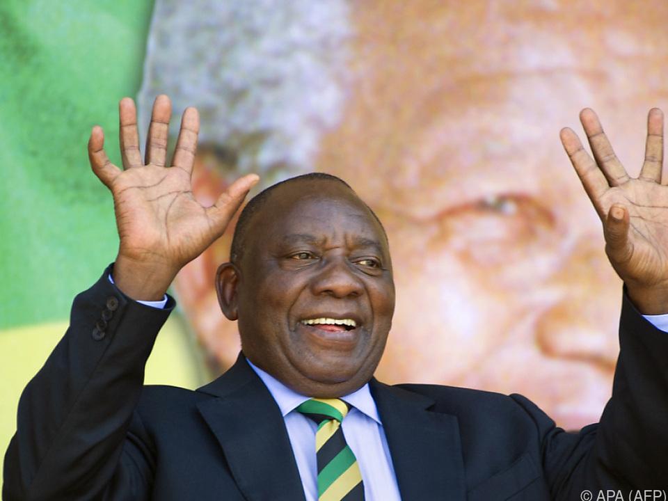 Ramaphosa folgt auf Zuma