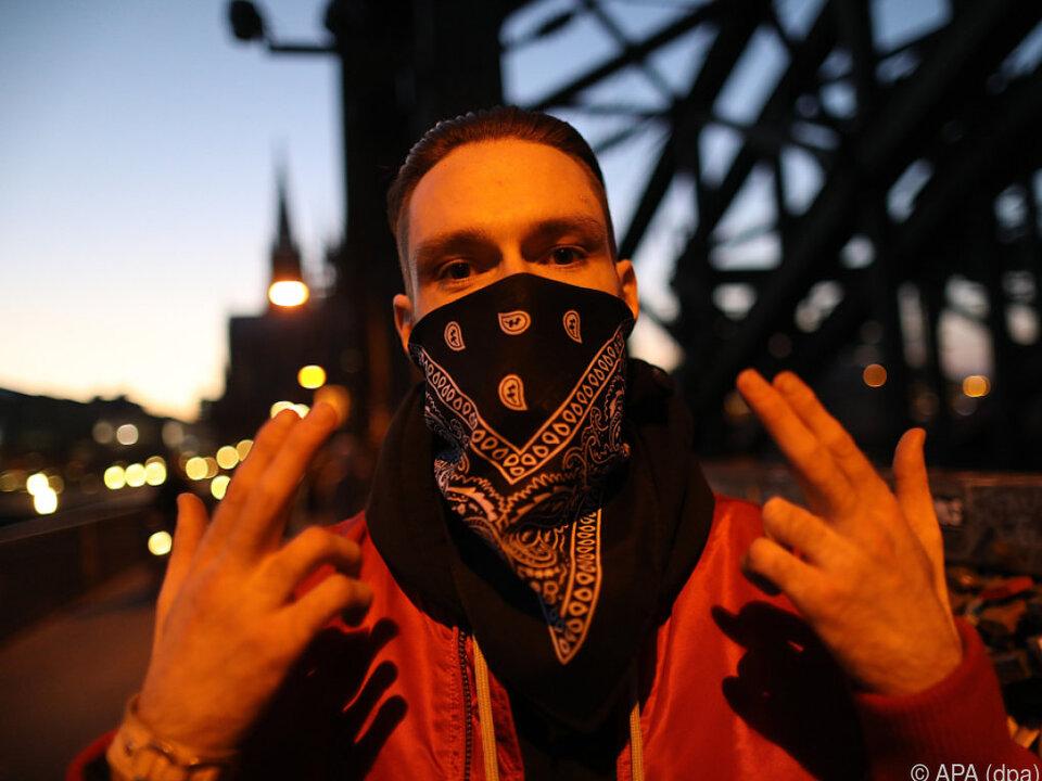 Rapper Spongebozz alias Sun Diego