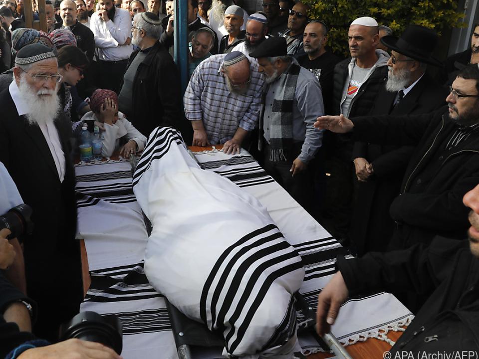 Raziel Shevah starb bei Attentat