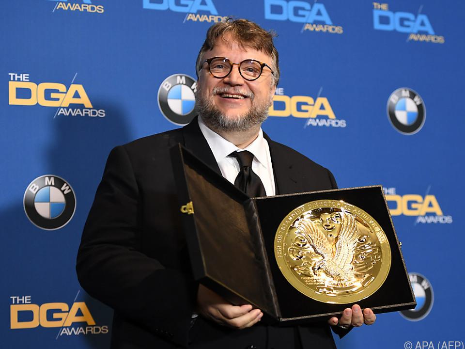 Regisseur Del Toro hat erneut Grund zur Freude
