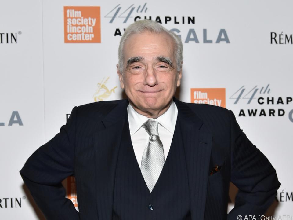 Regisseur Scorsese liebt römische Geschichte