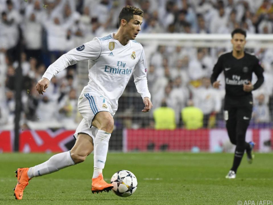 Ronaldo steuerte zwei Tore bei