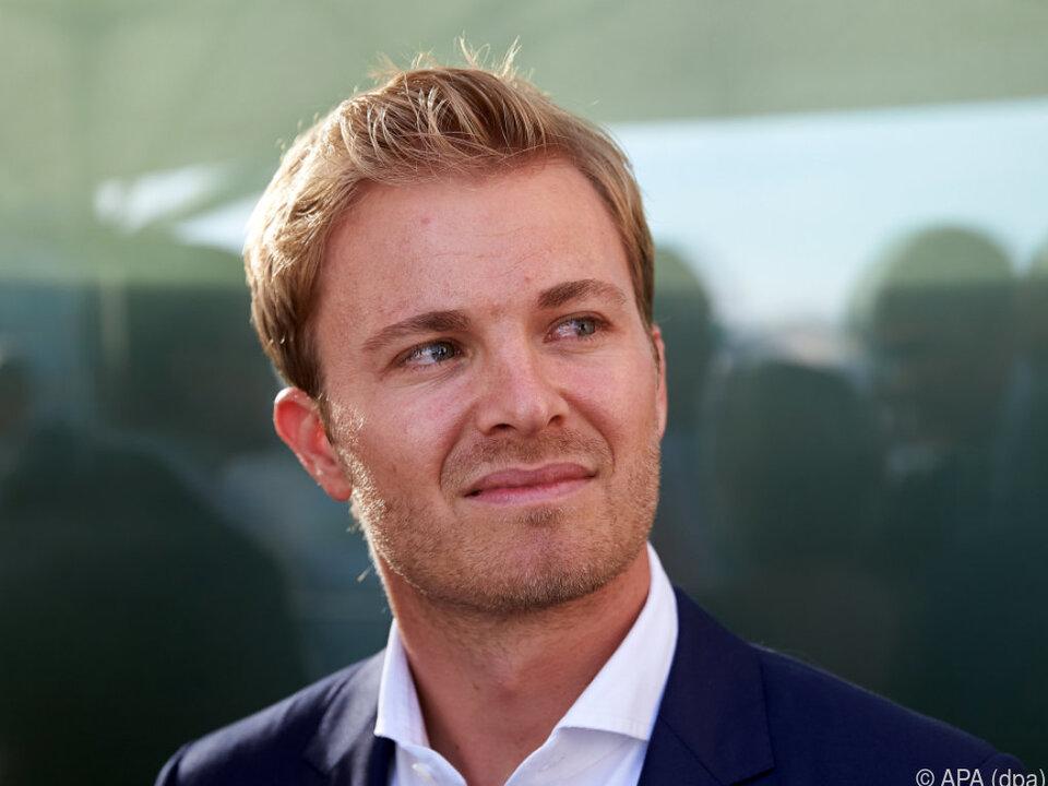 Rosberg blüht auf in seiner Vaterrolle