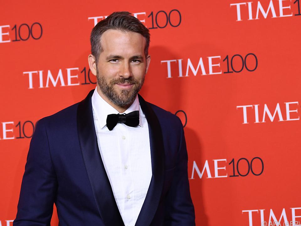 Ryan Reynolds soll Pikachu seine Stimme leihen