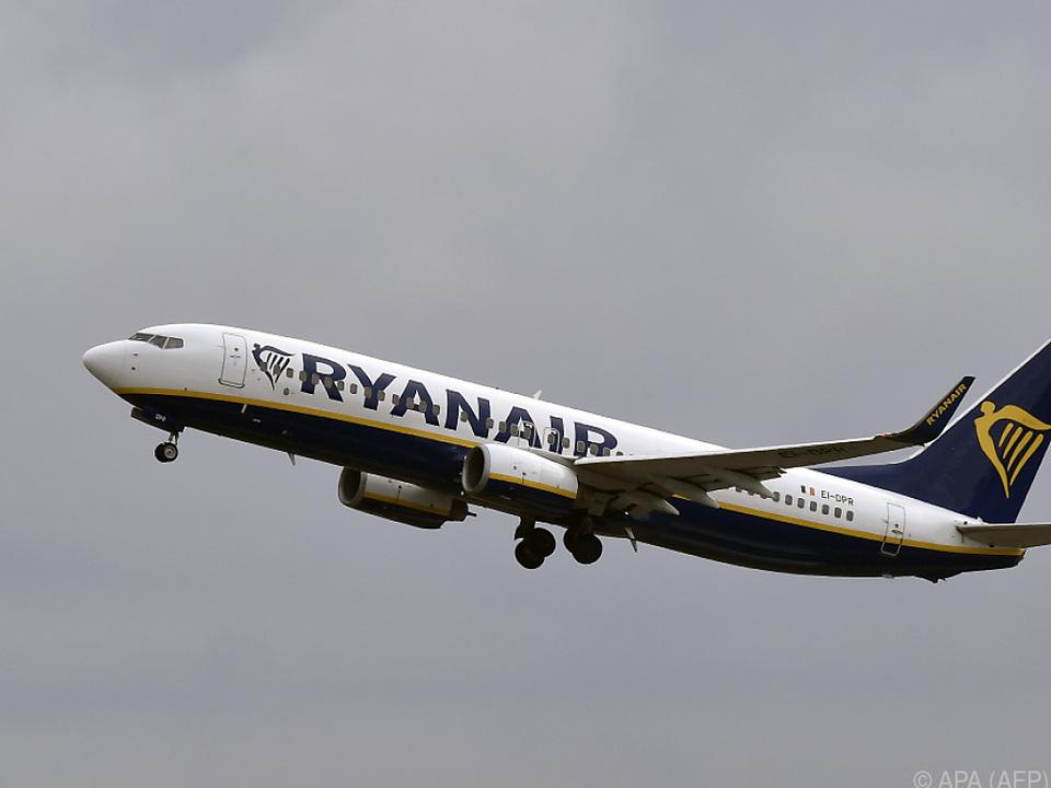 Ryanair-Belegschaft streikt in Italien