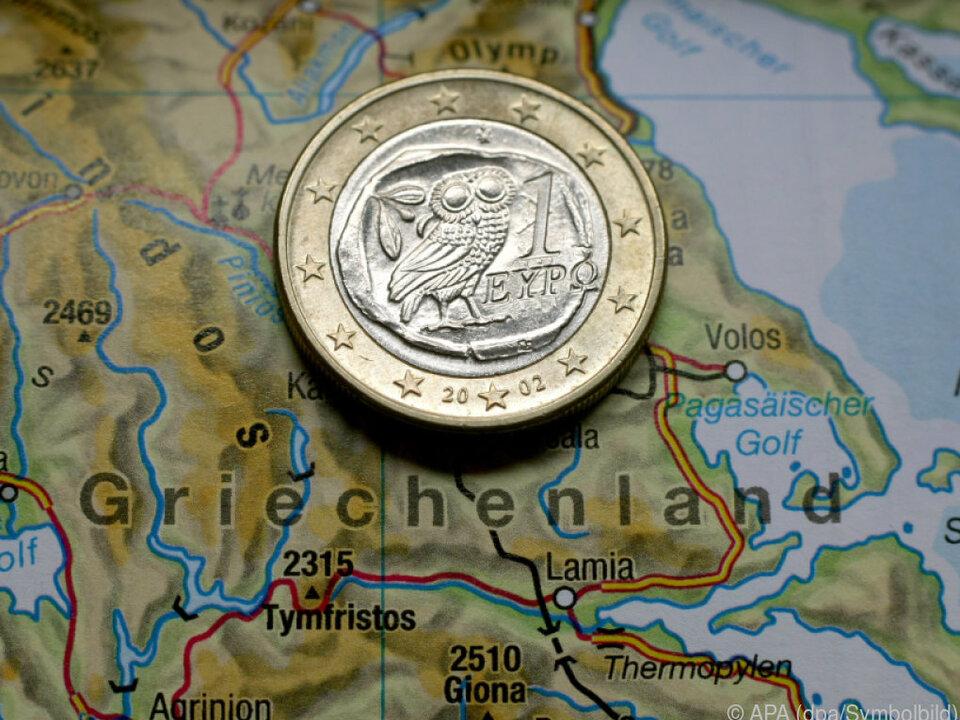 Seit 2010 hängt Griechenland am Tropf internationaler Geldgeber