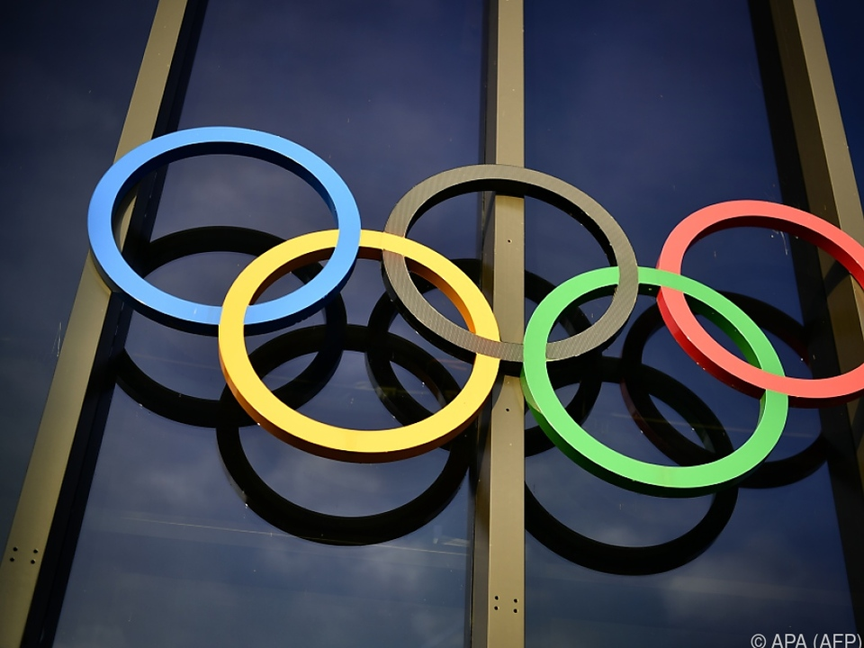 Olympia Ringe Sotschi-Ergebnisse haben wieder Gültigkeit