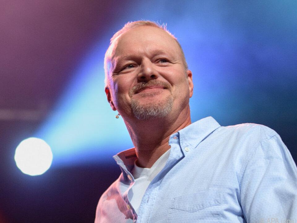 Stefan Raab möchte hinter den Kulissen bleiben