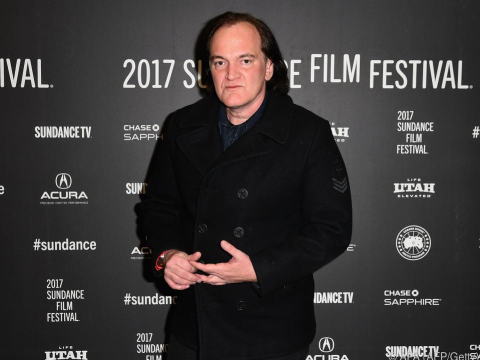 Tarantino bedauert sein Verhalten zutiefst